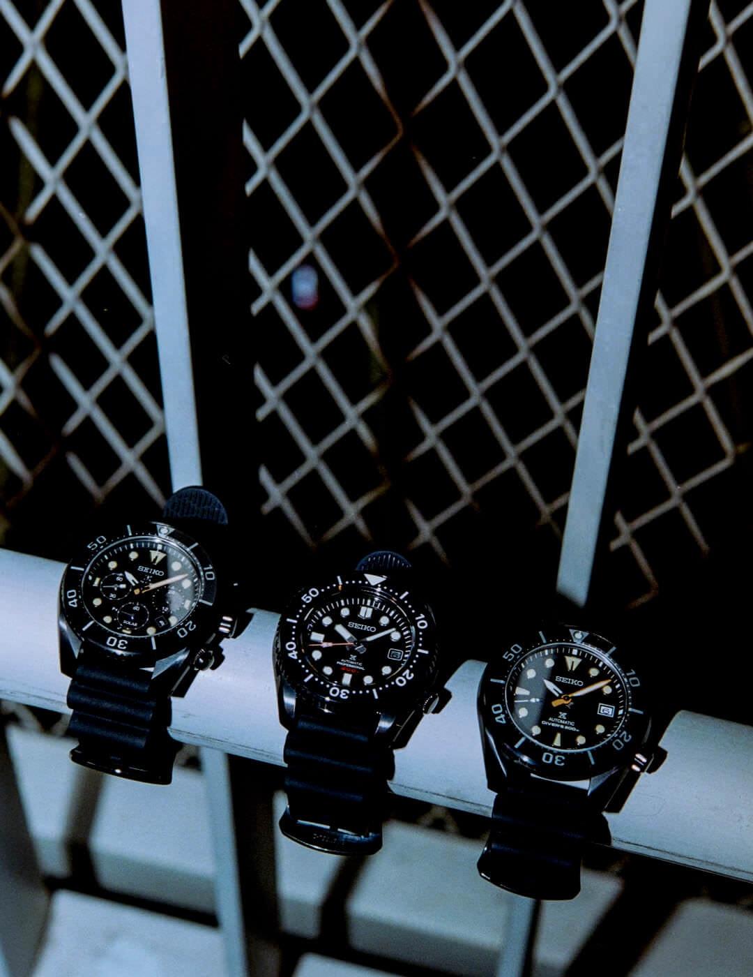 Seiko Prospex セイコー プロスペックス エディトリアル 時計 カジュアルウオッチブランド