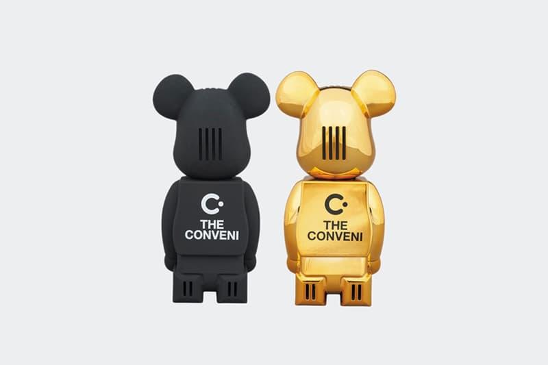 ザ・コンビニがクレベリン x ベアブリック THE CONVENI が cleverin®︎ x BE@RBRICK のスペシャルプロダクトを発売