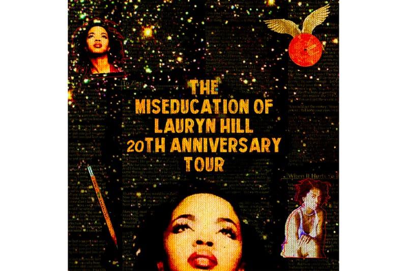 ローリン・ヒル Lauryn Hill の歴史的名盤『ミスエデュケーション』発売20周年を記念した来日公演が決定