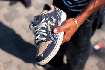 "Picture of Travis Scott x Nike SB Dunk Low ""Cactus Jack"" の発売店舗一覧"