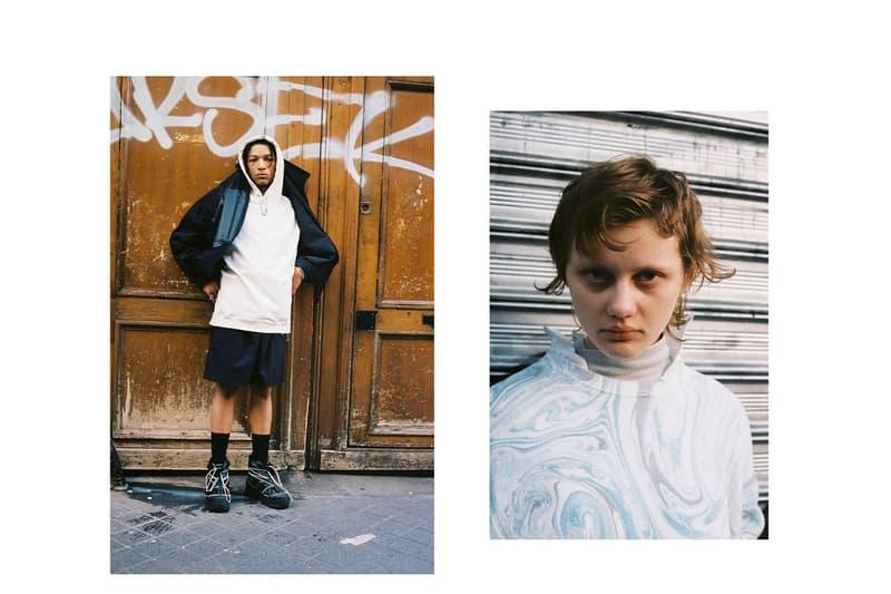 ベイン 新鋭ブランド VEIN から2020年春夏コレクションのイメージビジュアルが到着