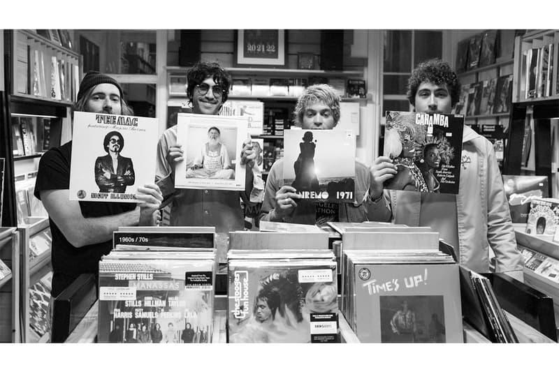 LA発の音楽クルー Reverberation Radio リバーブレーション レディオ と THE SLOW のコラボTシャツが Ron Herman ロンハーマン にて限定発売