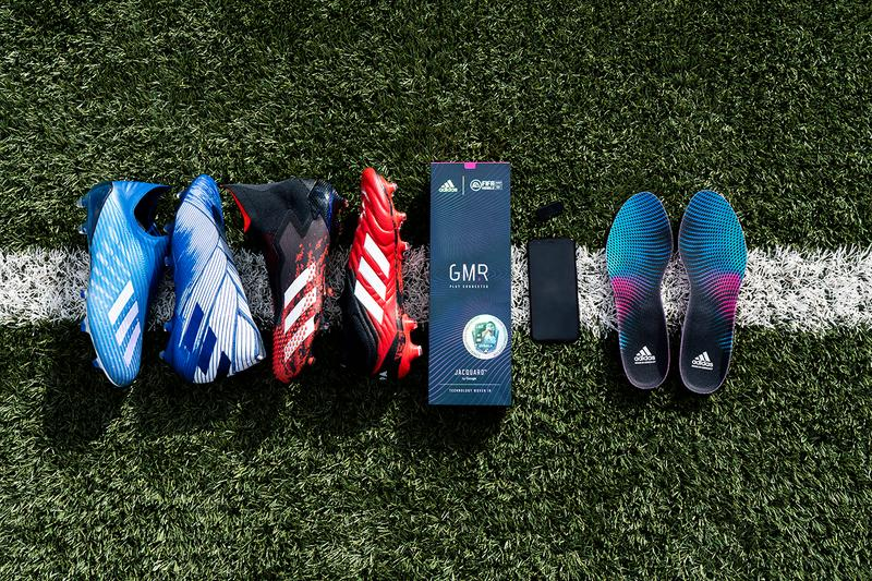 """サッカーとゲームの世界を繋ぐ""""adidas GMR""""の詳細が公開 adidas GMR jacquard by google tag ea sports fifa mobile ultimate team buy cop purchase how it works release information tech sports football soccer"""