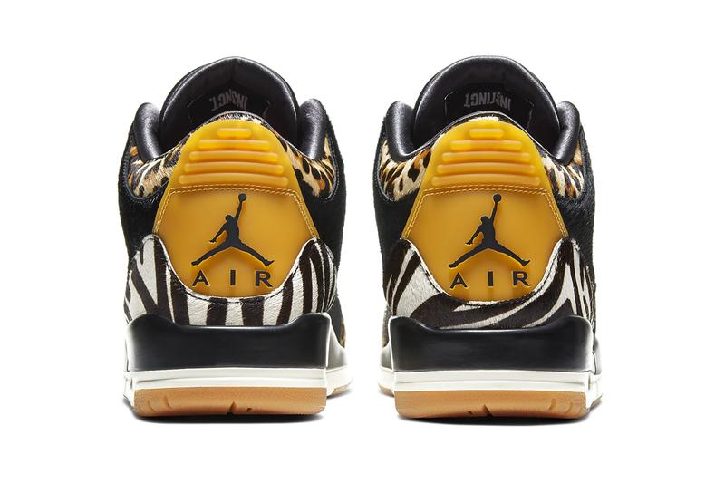"エアジョーダン3 アニマル インスティンクト Air Jordan 3  ""Animal Instinct""シリーズ第2弾のビジュアルが浮上 Air Jordan 3 SE QS Animal Instinct First Look CK4344-001 Release info Black Multi Color Sail Spring 2020 Buy Price Date AJ3"
