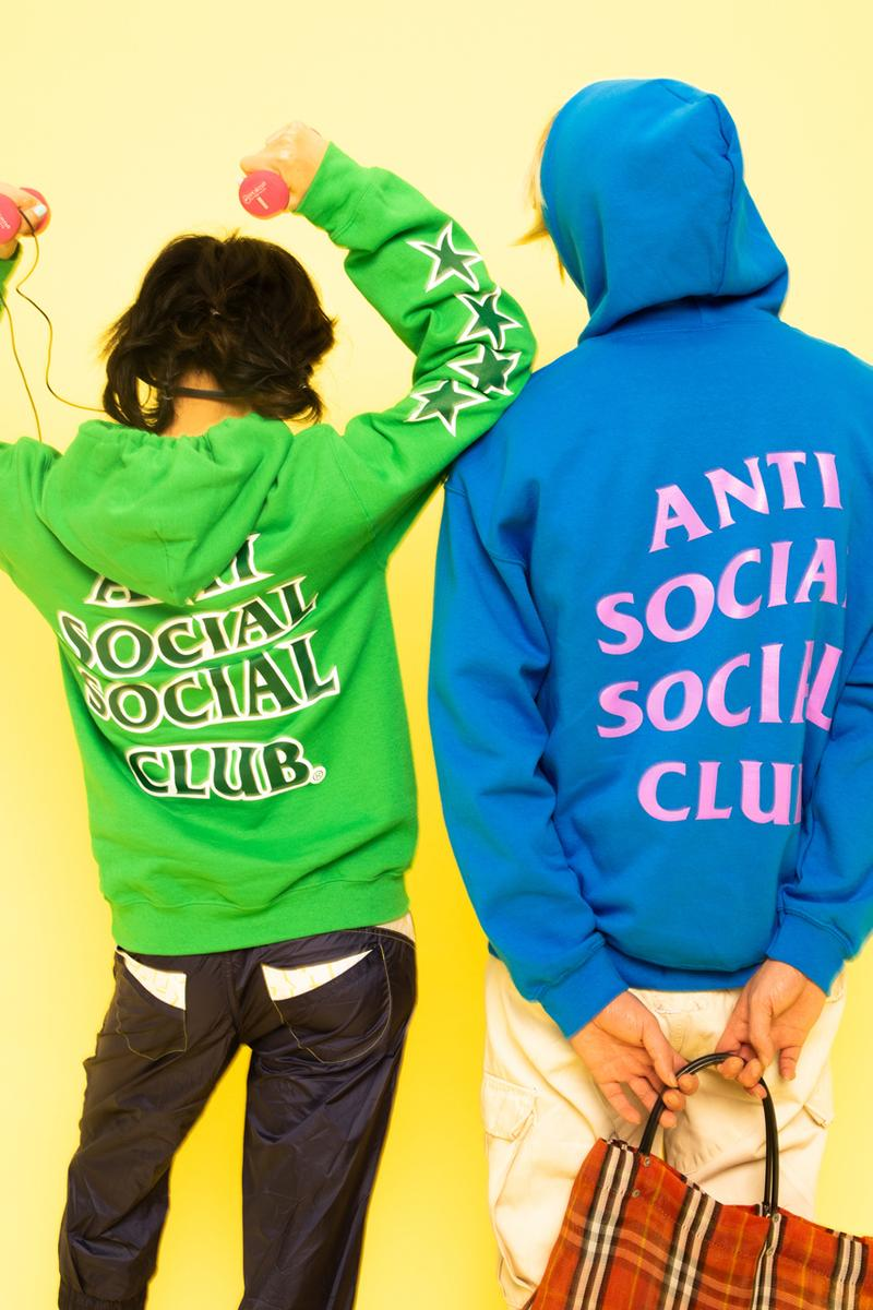 アンチ・ソーシャル・ソーシャル・クラブ Anti Social Social Club より2020年春夏シーズンのルックブックが到着 Anti Social Social Club Spring/Summer 2020 Lookbook collection ss20 release date info buy march 28