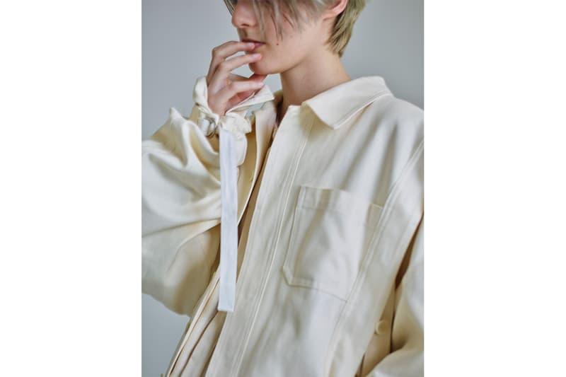 Yohji Yamamoto で経験を積んだデザイナーの手がける APOCRYPHA が初コレクションを発表