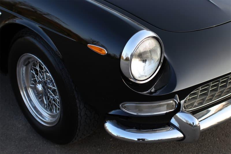 フェラーリ 275 GTS 世界に200台しか存在しない希少な1966年製 Ferrari 275 GTS が販売中 auxietre schmidt 1966 ferrari 275 gts vintage cars pininfarina collection luxury performance vehicle coachbuilder