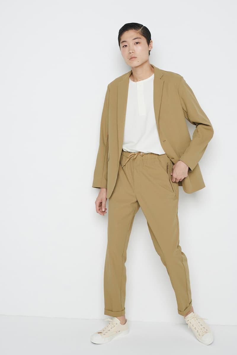 デサント ポーズ Descente PAUSE 2020年春夏シーズンのルックブックが到着 Descente PAUSE Spring/Summer 2020 Collection lookbook ss20 ryota iwai auralee menswear womenswear japan