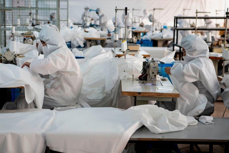 新型コロナウィルスの影響は世界のテキスタイルとアパレル産業にまで Global Textile & Apparel Sector Taking $1.5b USD Loss Due to COVID-19 coronavirus U.N. Report global loss $50 billion USD