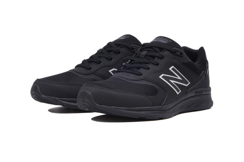 ニューバランス ゴアテックス New Balance から GORE-TEX を採用した MW880G が登場 New Balance GORE-TEX MW880 Black Release sports rain waterproof N Durance Trufuse japan walking sneakers kicks all-black