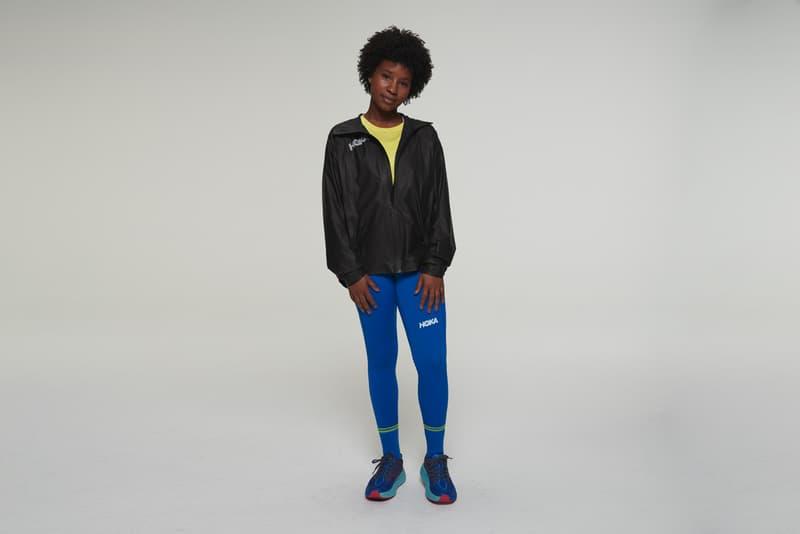 ホカ オネオネ HOKA ONE ONE First Apparel and Accessories Collection Hoodies Short Sleeves Zipper Up Jackets Pants Bucket Hats Performance Tees Shorts GORE-TEX