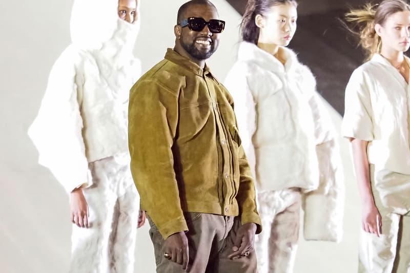 カニエ・ウェスト イージー Kanye West が YEEZY のショーとパリコレへの復帰について語る Kanye West YEEZY Season 8 Paris Fashion Week Return sunday service