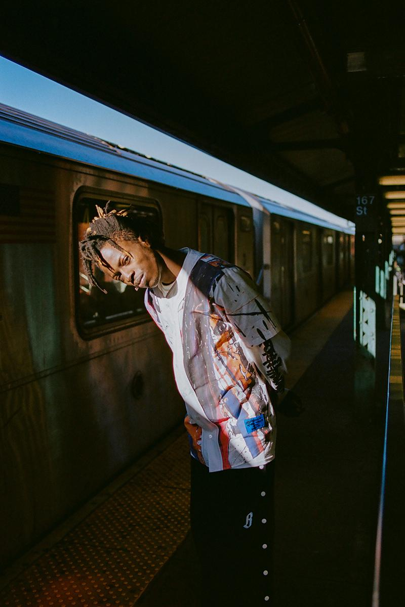 ビリオネア・ボーイズ・クラブ 山口歴とのコラボコレクションを発表 Meguru Yamaguchi x Billionaire Boys Club Collaboration lookbook collection bbc japan release date info