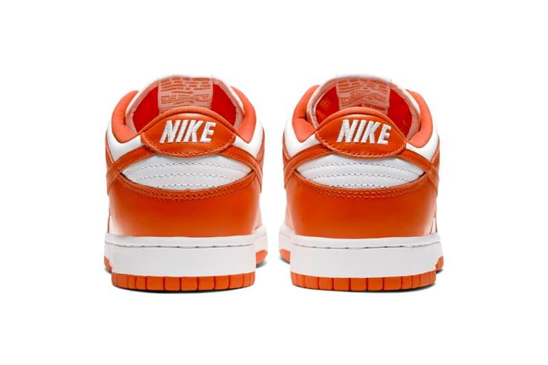 ナイキから2色のOGカラーを採用したダンク ローが登場 Nike Dunk Low Varsity Royal Orange Blaze Release Info CU1726-100 cu1726-101 snkrs