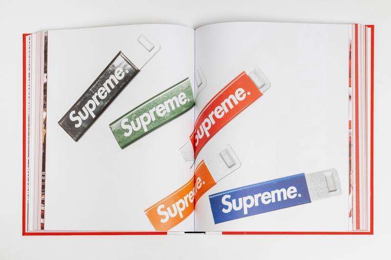 シュプリーム オブジェクト オリエンテッド Supreme のアクセサリーの歴史を網羅した書籍『Object Oriented』が刊行 'Object Oriented: An Anthology of Supreme Accessories from 1994-2018' Book Collector's Item Byron Hawes Catalogue Pictures 25 Year History Spanning Works New York Skateboarding Brand