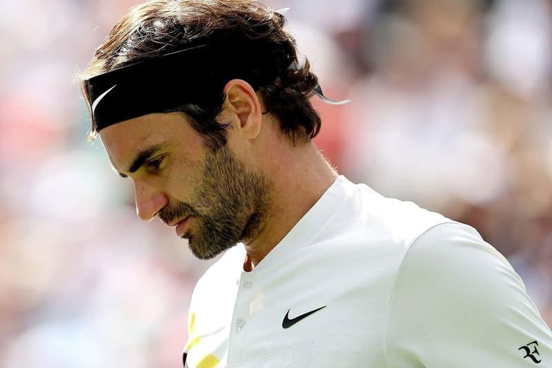 """ロジャー・フェデラーが """"RF"""" ロゴの所有権を Nike から奪還 Roger Federer Swiss Tennis Player Nike"""