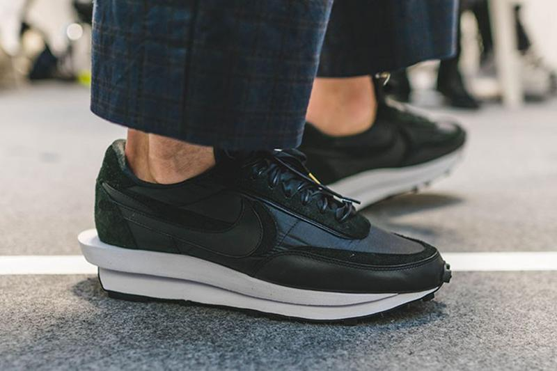 サカイx ナイキ sacai x Nike LDWaffle 新色モデルの抽選応募受付が END. にてスタート