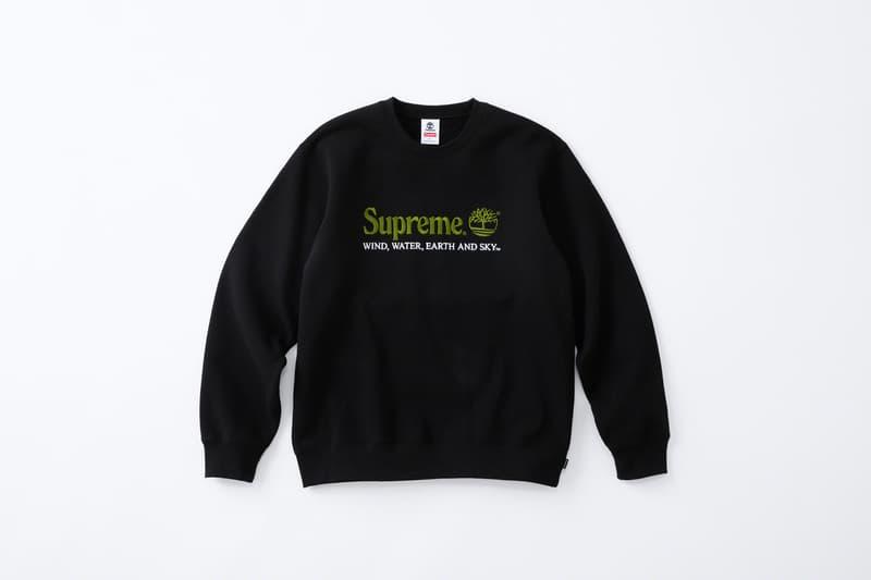 シュプリーム x ティンバーランド Supreme x Timberland の定番タッグから2020年春夏の最新コラボプロダクトが登場