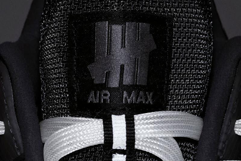 ナイキ アンディフィーテッド Nike x UNDEFEATED による最新コラボ Air Max 90 が登場 UNDEFEATED Nike Air Max 90 Collaboration Release Info Black Blue Buy Price Hoodie