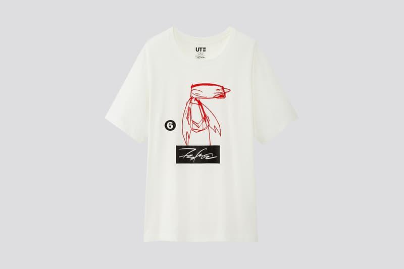UT ストリートアーティスト ユニクロ URBAN WALLS  コレクション Futura Laboratories Faileフェイル Kelsey Montague ケルシー モンタギュー Andre Saraiva アンドレ・サライバ D*Face ディーフェイス  LADY AIKO レディー・アイコ