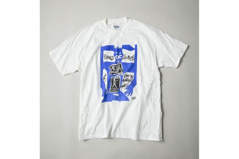 ウェーバー 渋谷パルコ ノマドな古着屋 weber がお宝級のヴィンテージTシャツを集めたポップアップを渋谷 PARCO にて開催