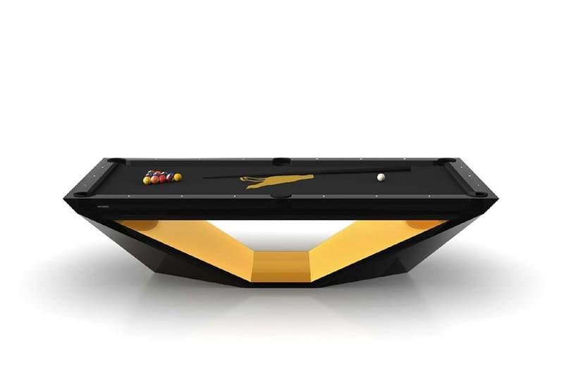 ロールス・ロイス Rolls-Royce のオーナーのみ購入可能な限定5台の豪華仕様のビリヤード台が登場 11 ravens pool billiards table ping pong table tennis dining rolls royce owner exclusive