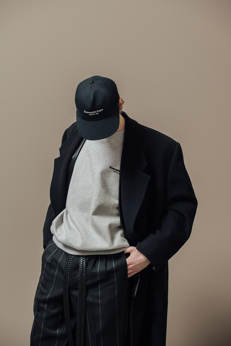 フィアオブゴッド x ゼニアの特別エディトリアルを独占公開 ジェリーロレンゾ Fear of God x Ermenegildo Zegna Shot By Tommy Ton Exclusive First Look Collection Jerry Lorenzo Alessandro Sartori Exclusive Quotes Luxury Menswear
