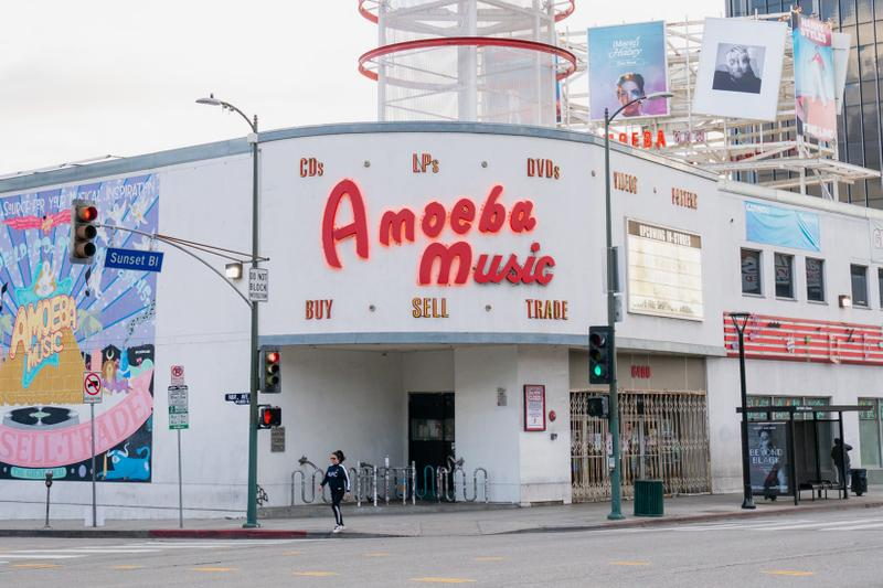 アメーバ・ミュージック 米西海岸の老舗レコード店 Amoeba Music がクラウドファンディングを実施中 Amoeba Music Launch GoFundMe Record Stores fundraiser coronavirus san francisco los angeles covid 19 vinyl