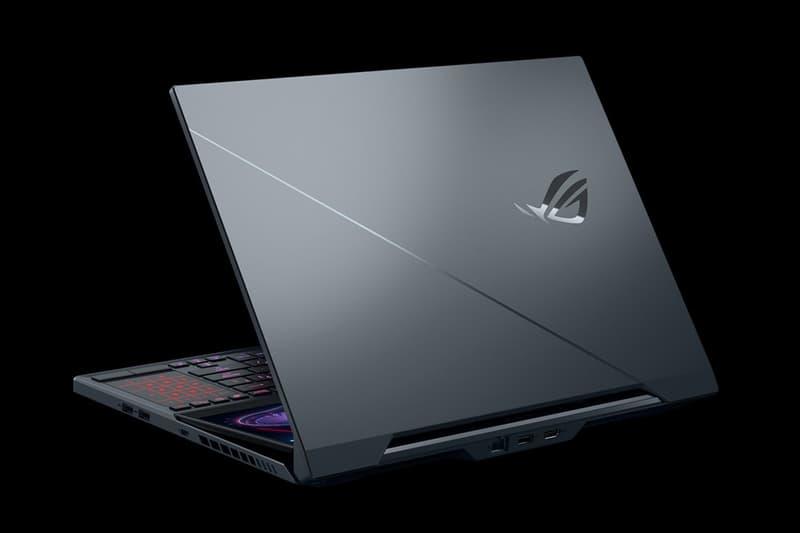 """エイスース ログ ゼフィルス デュオ 15 ASUS から新型ゲーミングノートPC """"ROG Zephyrus Duo 15"""" が発売 asus taiwan rog republic of gamers zephyrus duo 15 dual monitor screen touchscreen gaming laptop"""