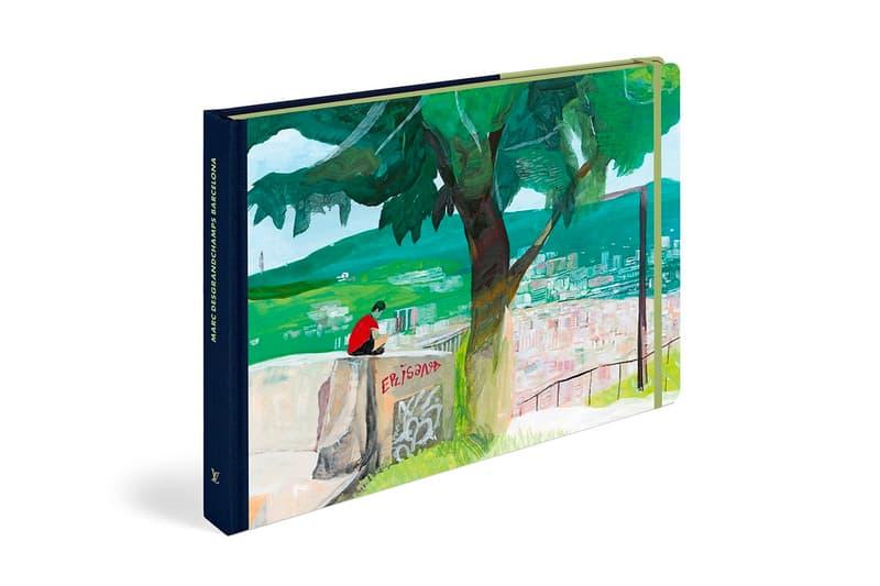 "Louis Vuitton が ""Travel Book"" シリーズの2020年最新版を発表 Louis Vuitton Travel Book 2020 morocco barcelona st petersburg marrakesh spain russia Marc Desgrandchamps Kelly Beeman Marcel Dzama"