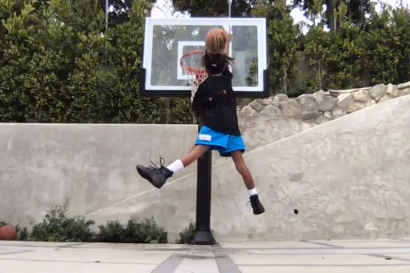 """ジェリー・ロレンゾ ナイキ エア フィア オブ ゴッド  1  ノアール による Nike Air Fear of God 1 の新色 """"Noir"""" を着用したルックブックが公開 Jerry Lorenzo Nike Air Fear of God 1 Noir Lookbook Zoom"""
