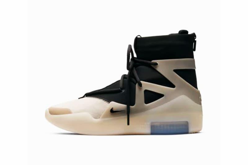 """ナイキ エアフィアオブゴッド1 """"クエッション""""の国内販売が決定 Nike Air Fear of God 1 通称 """"The Question"""" の国内販売が決定 string Jerry Lorenzo(ジェリー・ロレンゾ)"""