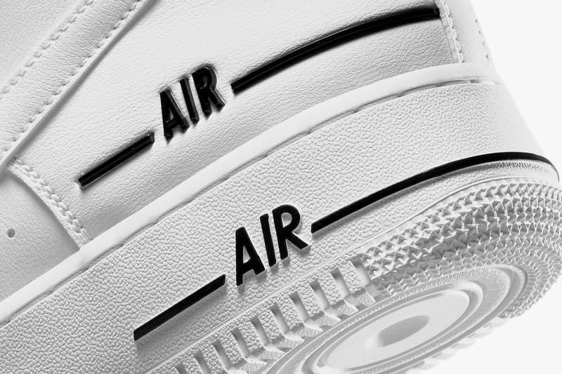 ナイキ エアフォース 1 ハイ '07 LV8 3  Nike からブートのようなディテールが特徴の Air Force 1 High '07 LV8 3 が発売 nike air force 1 high 07 lv8 3 white black CJ1385 100 release date info photos price