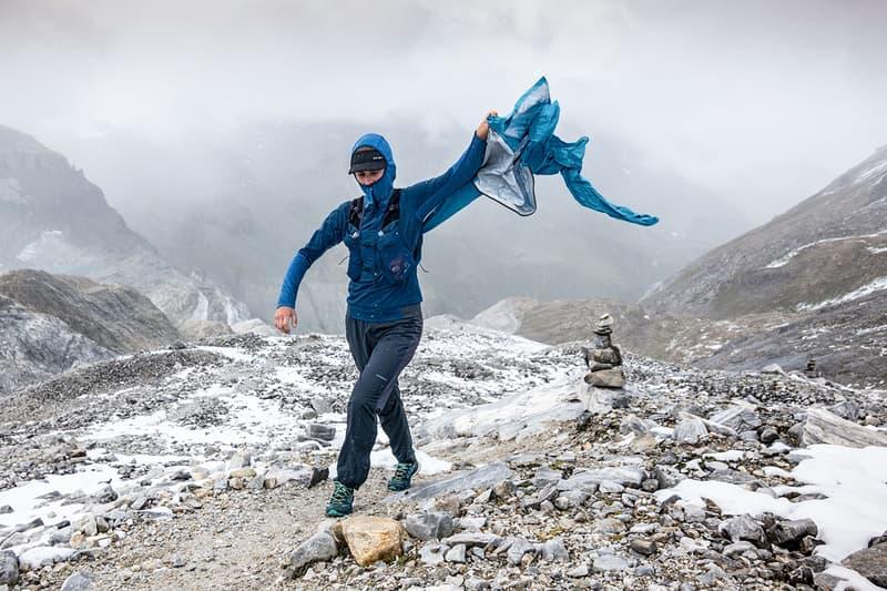 """パタゴニア Patagonia が""""サステイナブル""""なトレイルランニングをテーマとした2020年春コレクションを発表 Patagonia Spring 2020 Collection Lookbooks Sustainability discarded ocean fishing nets mountain bike apparel Regenerative Organic Certification (ROC) Pilot CottonTwo-Day Camp Meal Kit"""
