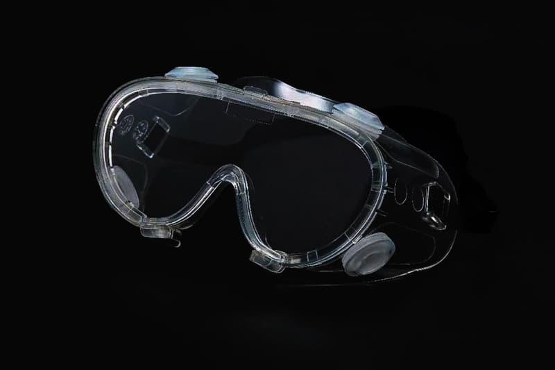 レトロスーパーフューチャー アイウェアブランド RETROSUPERFUTURE が医療用ゴーグル製造の為の寄付金をオンライン上で募集中 RETROSUPERFUTURE Goggle Donation News Italian White Cross Italy Coronavirus eyewear protection