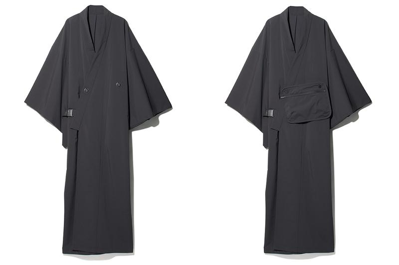 Snow Peak と 着物専門店やまと より OUTDOOR KIMONO の2020年 春夏モデルが発売