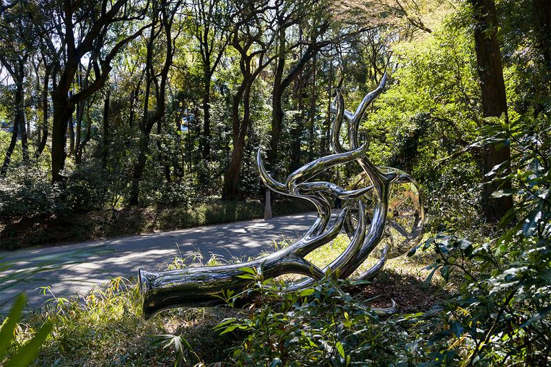 アーティスト 松山智一が明治神宮の創建100年イベントに参加 tomokazu matsuyama