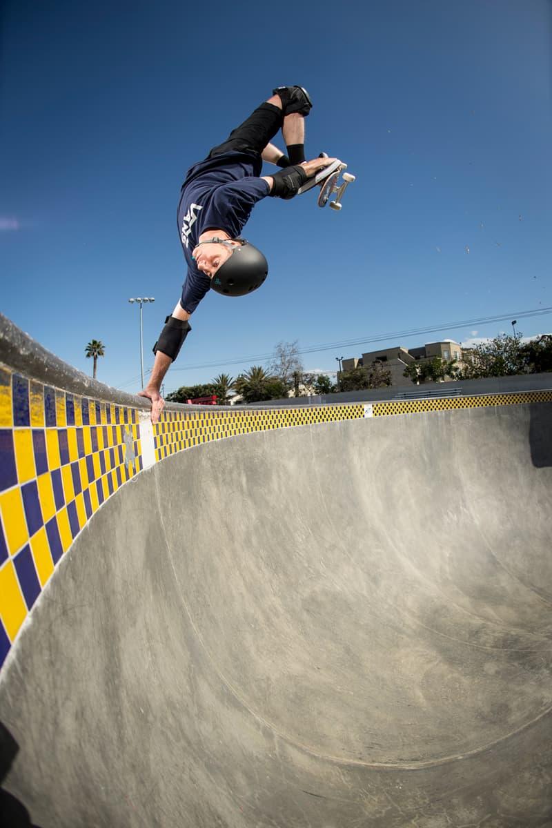 tony hawk vans shoes skateboarding partnership sponsorship collaboration vert competition release date info photos price