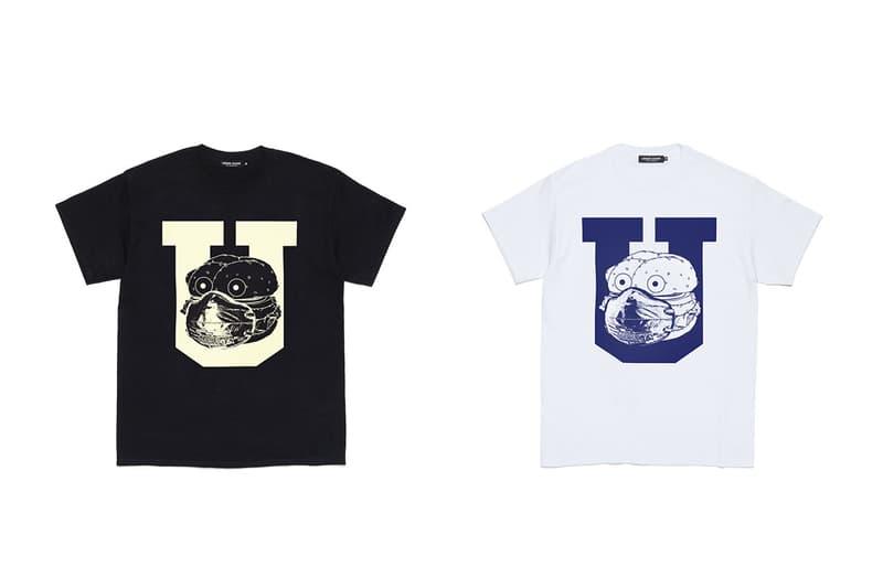 アンダーカバー UNDERCOVER がオンラインストア限定Tシャツを受注生産にて発売