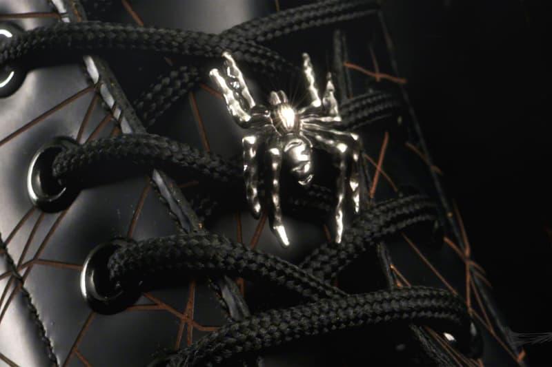 ヨウジヤマモト ドクターマーチン Yohji Yamamoto × Dr. Martens のコラボによる8ホールブーツが発売