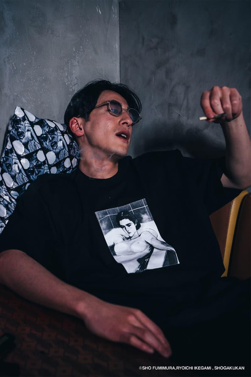 ネメス ジャーナル スタンダード 1990年代を代表する名作漫画『サンクチュアリ』× NEMES × JOURNAL STANDARD によるコラボカプセルコレクションが登場