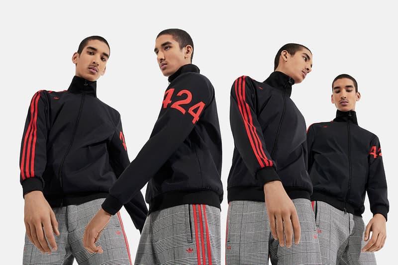 424 アディダスのコラボコレクションの全貌が明らかに adidas originals spring summer 2020 ss20 release information pro model superstar sc premiere buy cop purchase run-dmc tracksuit tailoring formal