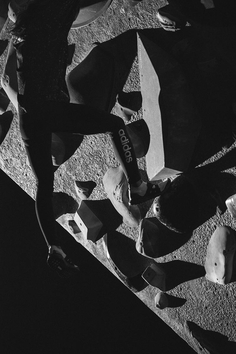 adidas by HYKE アディダス バイ ハイク2020春夏コレクションからトップアスリートを被写体としたビジュアルが発表 野中生萌