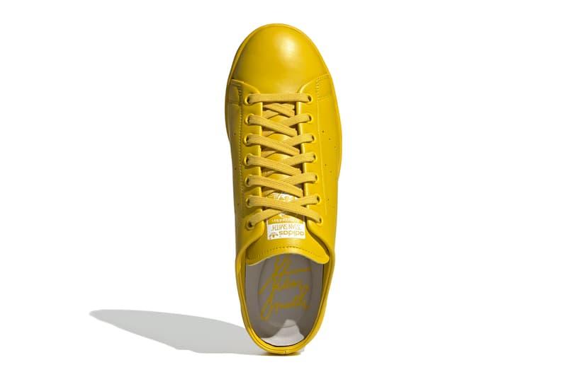 アディダス スタンスミス adidas からミュールタイプの Stan Smith が登場 adidas Stan Smith Slip-On Tribe Yellow Cloud White Release FX0531 FX0532 Info Originals