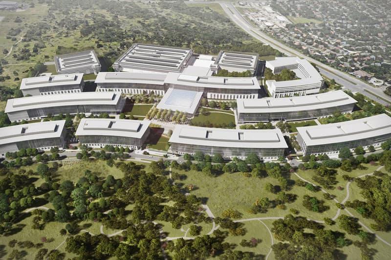 アップル Apple が米テキサス州に初のホテルを開業予定 apple austin texas campus new hotel construction architecture travel