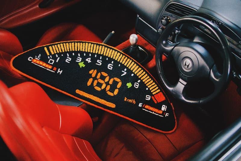 コパーズ ホンダ LA発の気鋭ブランド COPAZE が Honda S2000 をモチーフにしたアイテムを発表 COPAZE Honda S2000-Themed Air Freshener and Home Rug release JDM coupe convertible Amuse J's racing mugen spoon F20c F22c club sport type r Hong Kong