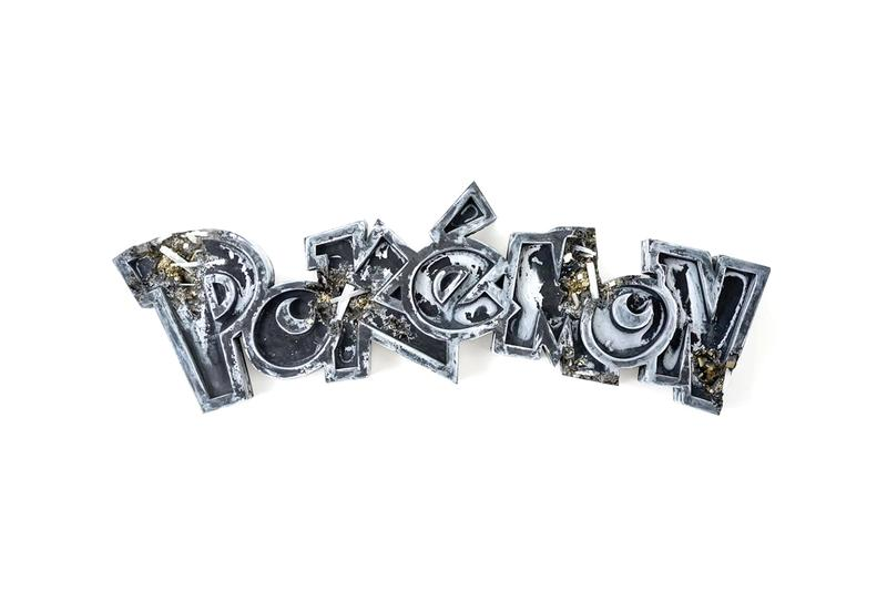 """ダニエル・アーシャム x『ポケモン』の個展 """"Relics of Kanto Through Time"""" の開催日程が決定 daniel arsham pokemon relics of kanto through time solo exhibition nanzuka tokyo japan artworks sculptures"""