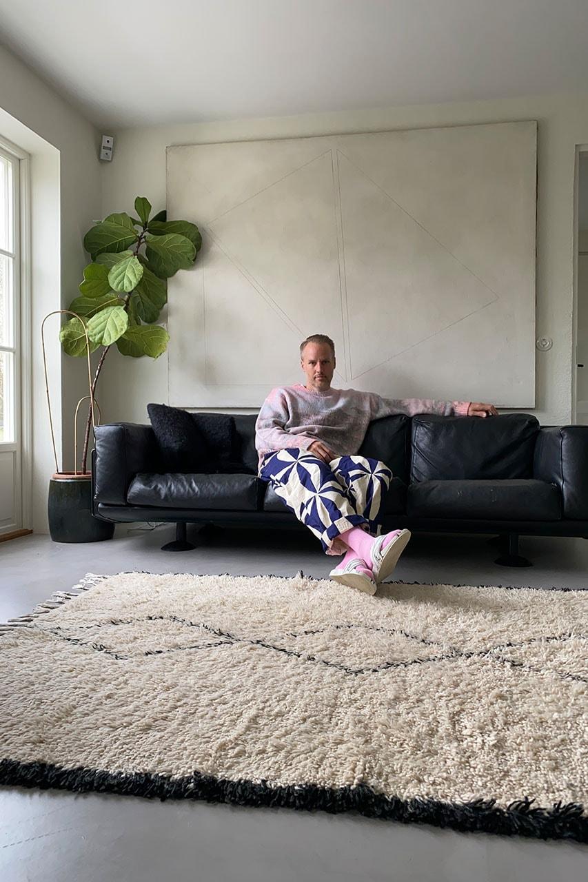 ステイホームスナップ:スニーカーズエンスタッフ Stay Home Snaps:Sneakersnstuff / SNS エリック・ファーガリンド  Erik Fagerlind