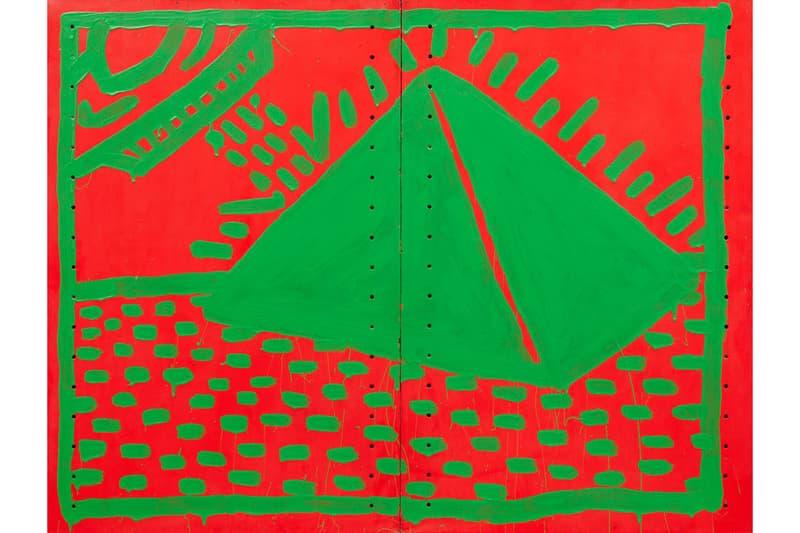 フリーズ アートフェア オンライン版 Frieze Art Fair NY にバスキアやキース・ヘリングの代表作が出展中 frieze new york online jean michel basquiat keith haring george condo richard prince