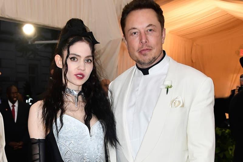 グライムス イーロン・マスクと Grimes が息子の名前の一部を変更 Grimes Elon Musk Baby Name Update X Æ A-Xii 12 Info California Law
